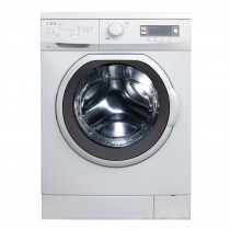CDA Freestanding High Capacity 9kg White Washing Machine CI261WH