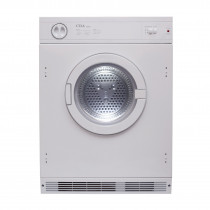 CDA Integrated Sensor Vented Tumble Dryer 7kg C Rated - CI921