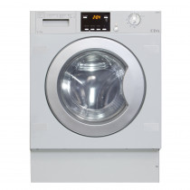 CDA Integrated Washer Dryer 6kg 1200 Spin CI925