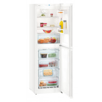 Liebherr CN4213 Freestanding NoFrost White Fridge Freezer
