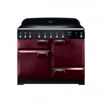 Rangemaster Elan Deluxe 110 Induction Cranberry Range Cooker ELA110EICY/ 117810