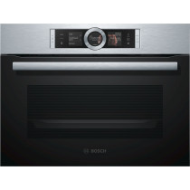 Bosch CSG656BS1B Brushed Steel Compact Steam Oven