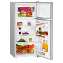 Liebherr CTel2131 SmartFrost Top Mount Comfort Fridge Freezer