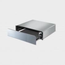 Smeg CTP1015S Linea 15cm Silver Glass Warming Drawer