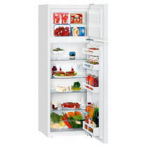 Liebherr CTP 2921 Comfort White Fridge Freezer