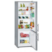Liebherr CUef 2811 Comfort Silver Fridge Freezer