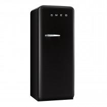 Smeg CVB20RNE1 50's Retro Style Black Freezer