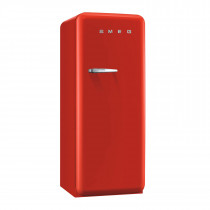 Smeg CVB20RR1 50's Retro Style Red Freezer