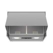 Neff N30 60cm Silver Integrated Hood D61MAC1X0B