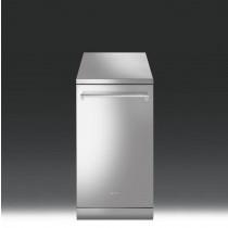 Smeg D4SS-1 Freestanding 45cm Stainless Steel Dishwasher