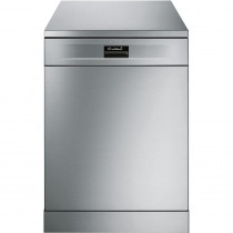 Smeg 60cm Stainless Steel Freestanding Dishwasher DF614PTX