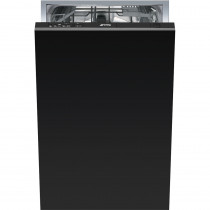 Smeg 45cm Fully Integrated Dishwasher DIC410