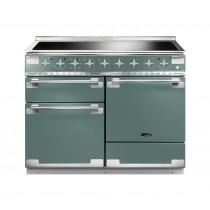 Rangemaster Elise 110 Induction Mineral Green Range Cooker ELS110EIMG/ 126930