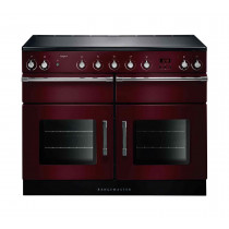 Rangemaster Esprit 110 Induction Cranberry Range Cooker ESP110EICY/C