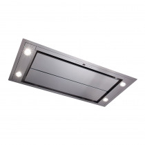 CDA 100cm Stainless Steel Ceiling Extractor EVX101SS