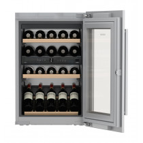 Liebherr EWTdf1653 Vinidor Stainless Steel Built-In Wine Cooler