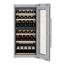 Liebherr EWTdf2353 Vinidor Stainless Steel Built-In Wine Cooler