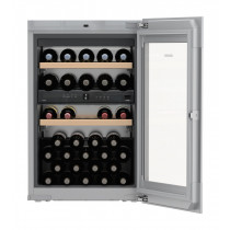 Liebherr EWTgb1683 Vinidor Black Built-In Wine Cooler