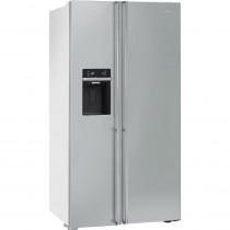 Smeg Classic FA63XBI Stainless Steel American Style Fridge Freezer