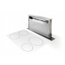 Faber Fabula White Downdraft Hood