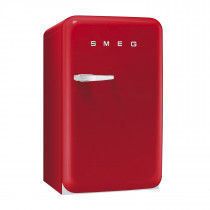 Smeg FAB10HRR 50's Retro Style Red Larder Fridge