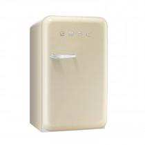 Smeg FAB10RP 50's Retro Style Cream Fridge with Ice Box