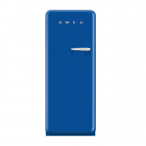 Smeg FAB28YBL1 50's Retro Style Blue Fridge with Ice Box