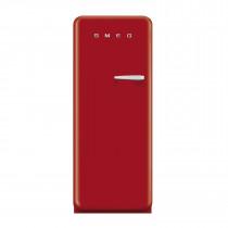 Smeg FAB28YR1 50's Retro Style Red Fridge with Ice Box