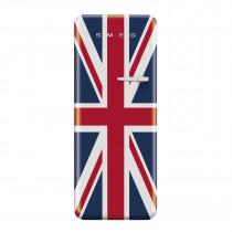 Smeg FAB28YUJ1 50's Retro Style Union Jack Fridge with Ice Box