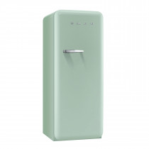 Smeg FAB28QV1 50's Retro Style Pastel Green Fridge with Ice Box