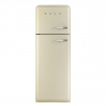 Smeg FAB30LFC 50's Retro Style Cream Fridge Freezer
