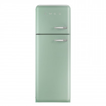 Smeg FAB30LFG 50's Retro Style Pastel Green Fridge Freezer