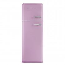 Smeg FAB30LFP 50's Retro Style Pink Fridge Freezer