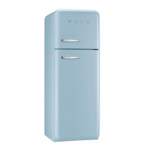 Smeg FAB30RFA 50's Retro Style Pastel Blue Fridge Freezer
