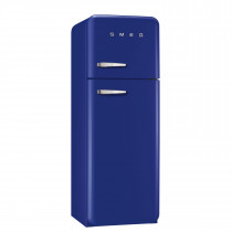 Smeg FAB30RFB 50's Retro Style Blue Fridge Freezer