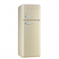Smeg FAB30RFC 50's Retro Style Cream Fridge Freezer