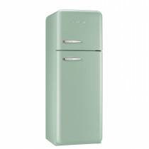 Smeg FAB30RFG 50's Retro Style Pastel Green Fridge Freezer