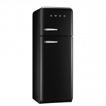 Smeg FAB30RFN 50's Retro Style Black Fridge Freezer