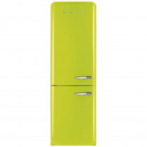 Smeg FAB32LNL 50's Retro Style Lime Green Fridge Freezer