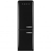 Smeg FAB32LNN 50's Retro Style Black Fridge Freezer