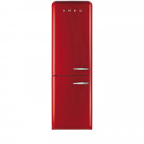 Smeg FAB32LNR 50's Retro Style Red Fridge Freezer