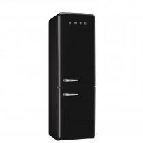 Smeg FAB32RNN 50's Retro Style Black Fridge Freezer