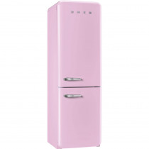 Smeg FAB32RNP 50's Retro Style Pink Fridge Freezer