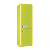 Smeg FAB32RNL 50's Retro Style Lime Green Fridge Freezer
