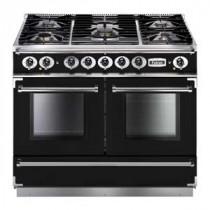 Falcon Continental 1092 Dual Fuel Black Range Cooker FCON1092DFBL/CM-EU 79520