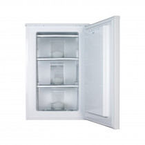 CDA Freestanding Undercounter Freezer A+ Rated - FF181WH