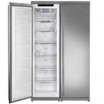 Smeg 60cm Classic Stainless Steel Freestanding Frost Free Freezer FF354LX