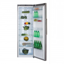 CDA Freestanding Full Height Larder Fridge Stainless Colour - FF820SC