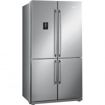 Smeg FQ60XPE Stainless Steel Fridge Freezer