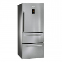 Smeg FT41BXE Stainless Steel Fridge Freezer